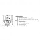 Вентилятор ДУ ВКР-4,5-ДУ-В-2ч/400С-7,5/3000
