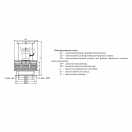 Вентилятор ДУ ВКР-3,5-ДУ-С-2ч/400С-0,25/1500