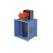 Клапан КЛОП-1(60)-НО-В-1200х800-МВ(220)