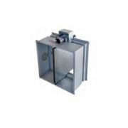 Клапан КЛОП-1(60)-НО-ЭМ(220)-500х500-К