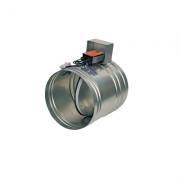 Клапан КЛОП-1(60)-НО-Ф280-МВ(220)