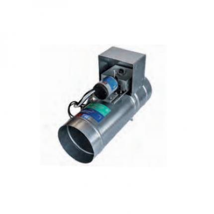 Клапан КЛОП-1(90)-НО-Ф800-ЭМ(220)