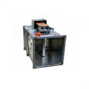 Клапан КОМ-1(120)-НО-МВ(220)-250х250