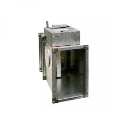 Клапан КОМ-1(120)-НО-ЭМ(220)-700х700