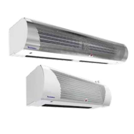 Тепловая завеса КЭВ-12П4030E