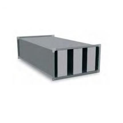 Шумоглушитель GHP 80-50