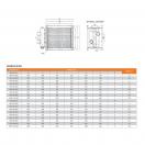 Воздухонагреватель водяной 3-х рядный NPW 100-50/3