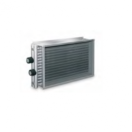 Воздухонагреватель водяной 2-х рядный NPW 60-35/2