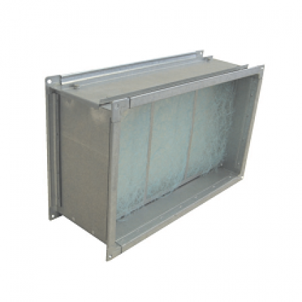 Фильтр канальный кассетный VKF(С) 800х500