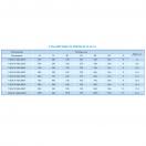 Воздухонагреватель водяной 3-х рядный VKH-W 900х500/3