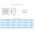 Воздушно-отопительный агрегат VKHA 103