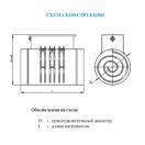 Воздухонагреватель электрический VKHR-E 125/2,0