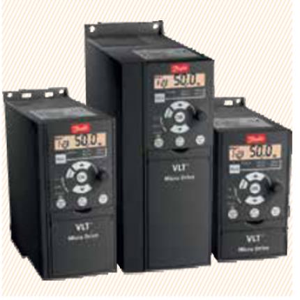 Частотный преобразователь FC-051P7K5 (7,5 кВт, 15,5 А, 380 В) №132F0030