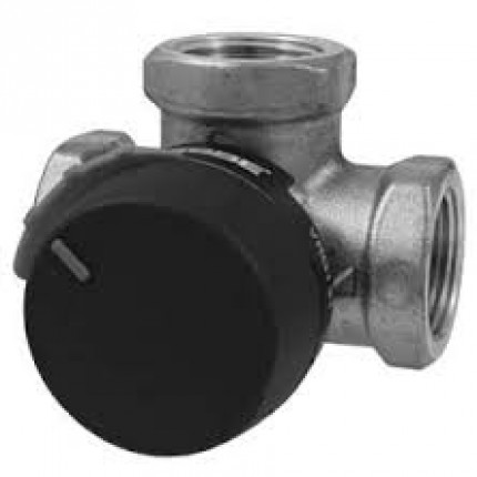 Трехходовой вентиль VRG131 15-1,0